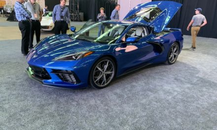 2020 Chevrolet Corvette Reveal: Behind the Scenes on the Mid-Engine
