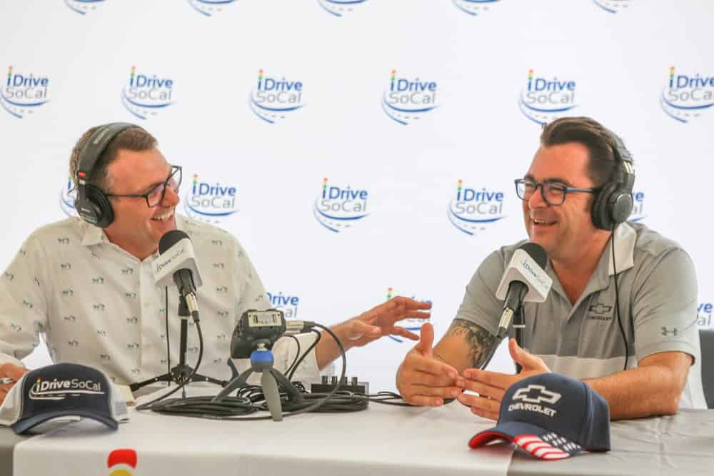Tom Smith & Lewis Cook talking 2020 Chevrolet Corvette Reveal