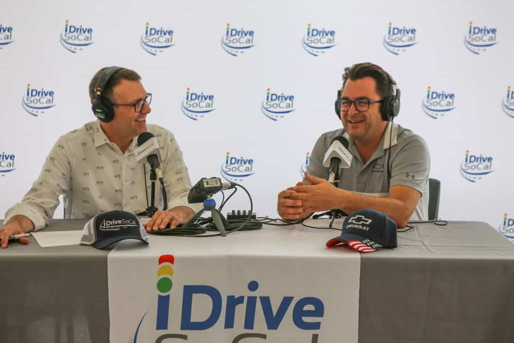 Tom Smith & Lewis Cook podcast at Martin Chevrolet