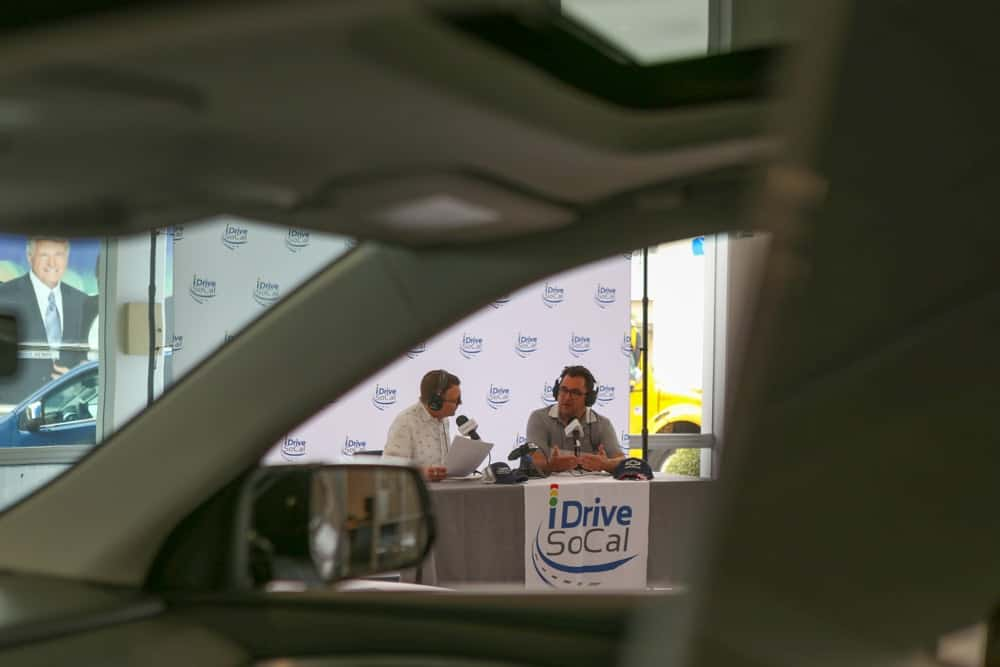 Behind The Scenes with Lewis Cook @ Martin Chevrolet