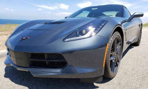 2019 Chevrolet Corvette C7 Review: Really The End Of Front Engine?