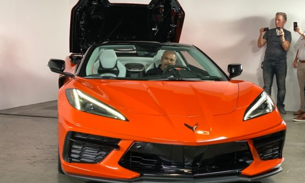 2020 Corvette Convertible Reveal – HARDTOP For Chevy's Mid-Engine C8