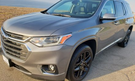 2020 Chevrolet Traverse Review, Prices, Trims, Features, Specs & Photos