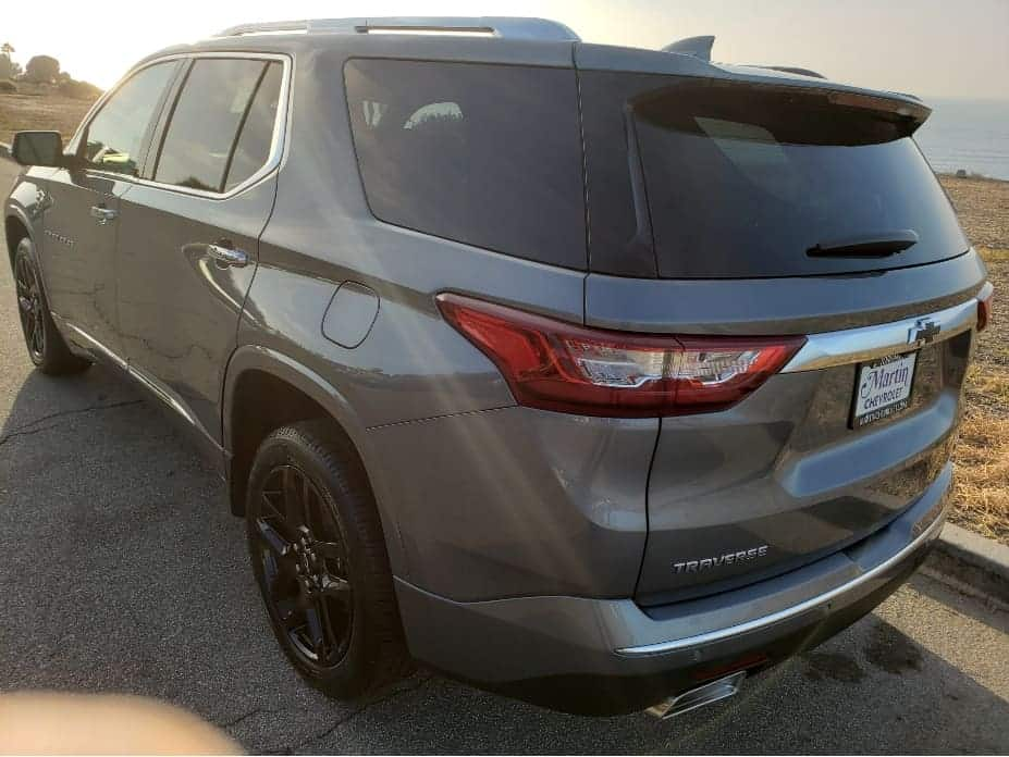 Mid-size crossover SUV