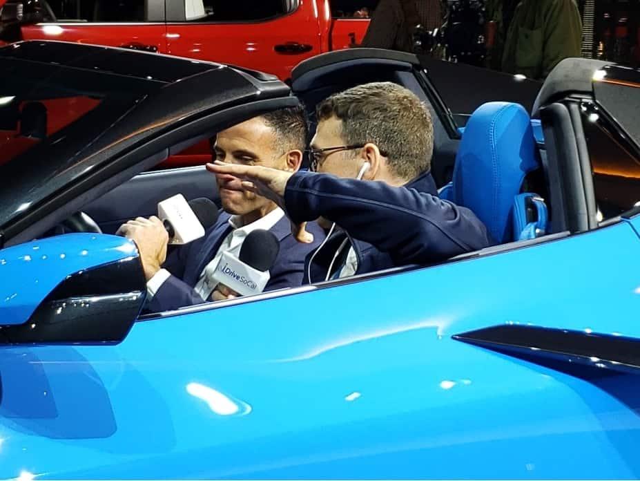 Podcast: Making Corvette C8