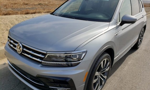 2020 Volkswagen Tiguan Review, Prices, Trims, Features And Pics