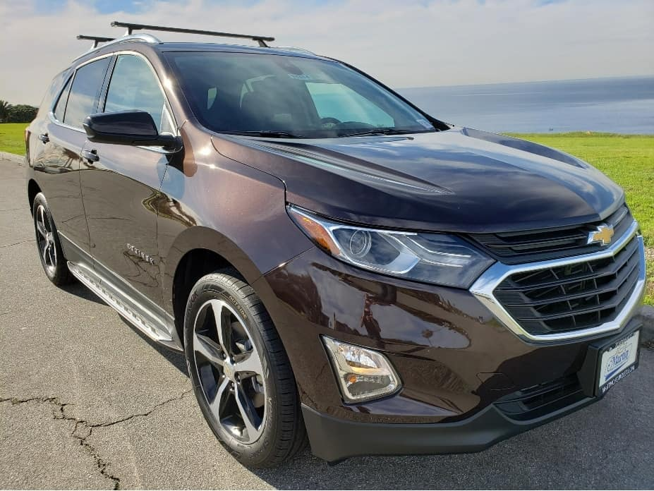 2020 Chevrolet Equinox Review, Prices, Trims, Features ...