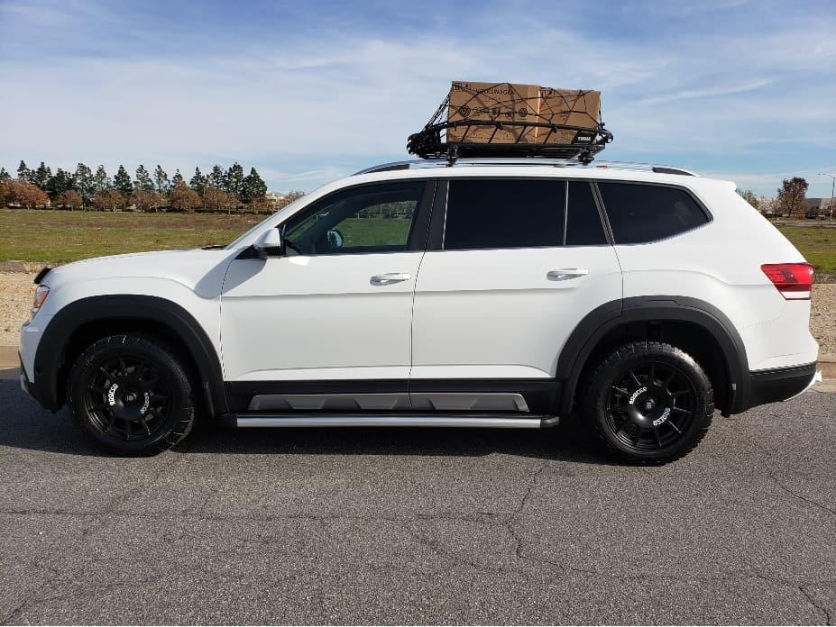 Volkswagen Off-Road Profile