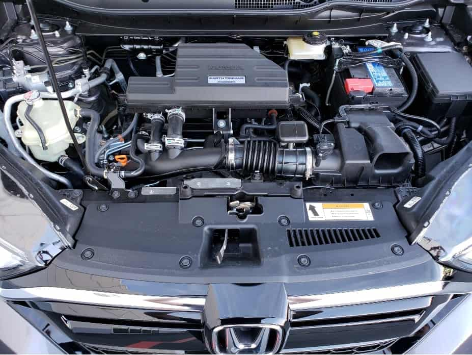 2020 Honda CR-V engine