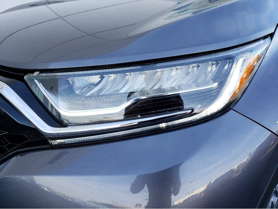 2020 Honda CR-V headlight