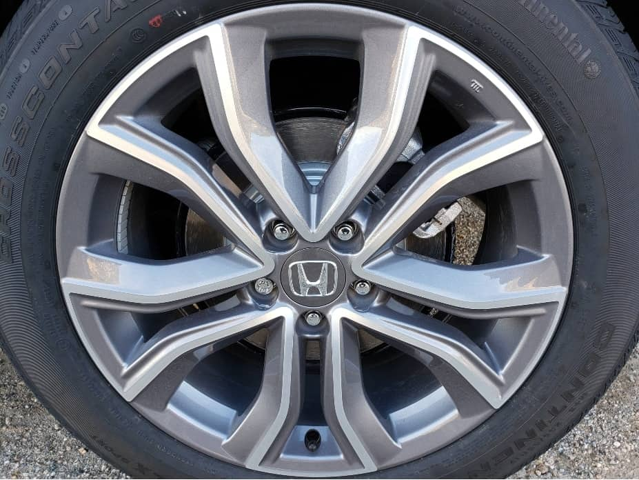 2020 Honda CR-V wheel