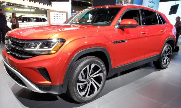 2020 Volkswagen Atlas Cross Sport Reveal, Prices, Features, Trims & Pics