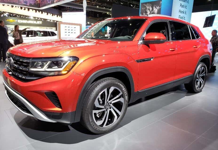 2020 Volkswagen Atlas Cross Sport Reveal, Prices, Features, Trims & Pics