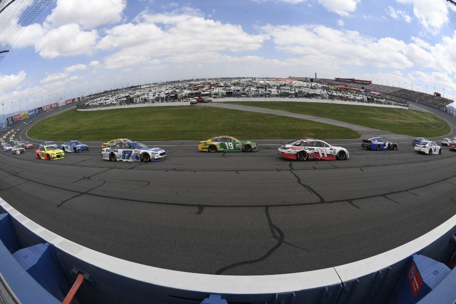 NASCAR Practice Day