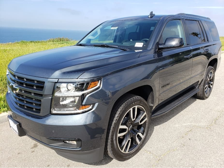 2020 Chevrolet Tahoe driver front