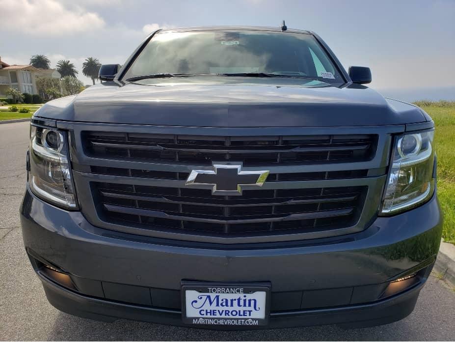 2020 Chevrolet Tahoe front