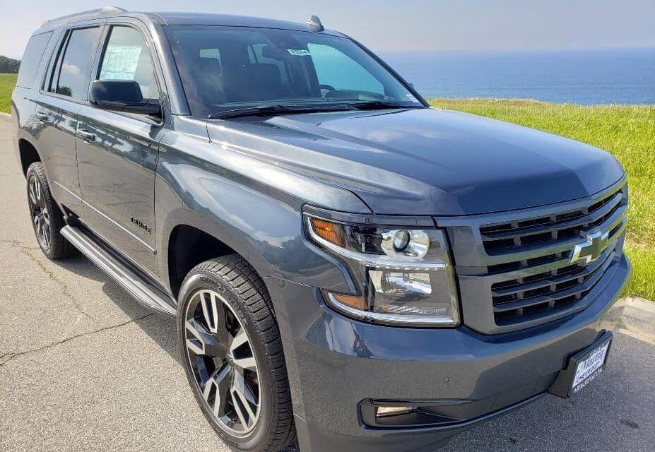2020 Chevrolet Tahoe Review, Prices, Trims, Features, Specs & Photos