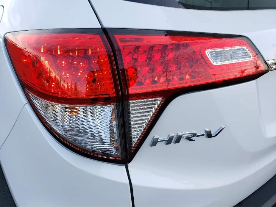 2020 Honda HR-V taillight