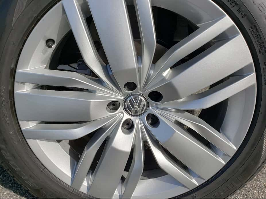 2020 Volkswagen Atlas wheel