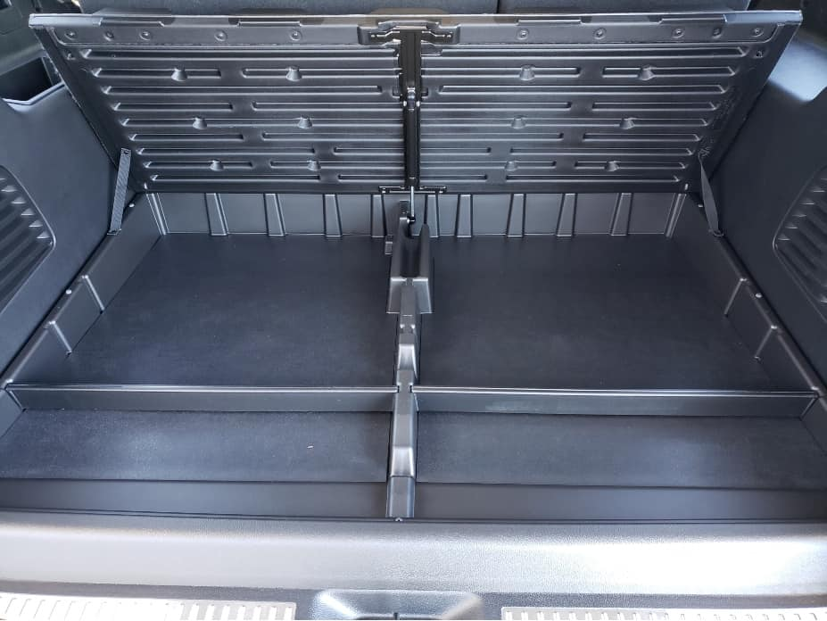 cargo sub.floor storage