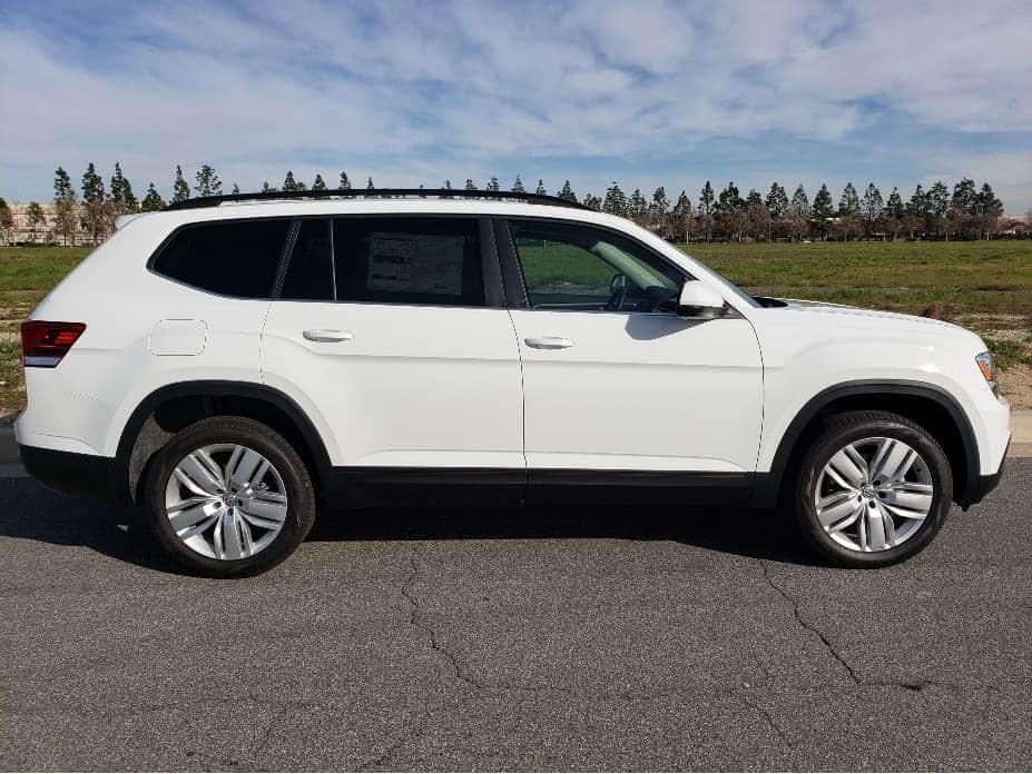 2020 Volkswagen Crossover SUV Atlas