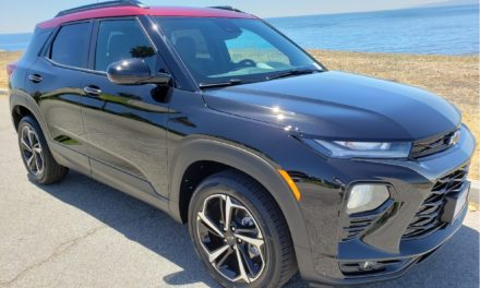 2021 Chevrolet Trailblazer RS Review, Prices, Trims, Specs & Pics