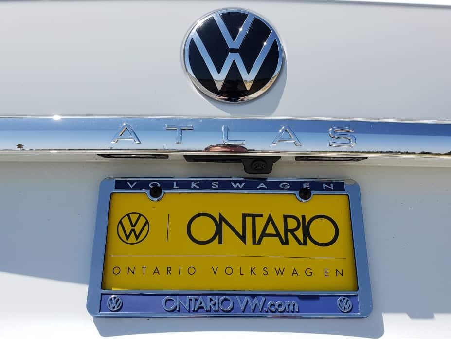 Ontario Volkswagen's 2021 Atlas