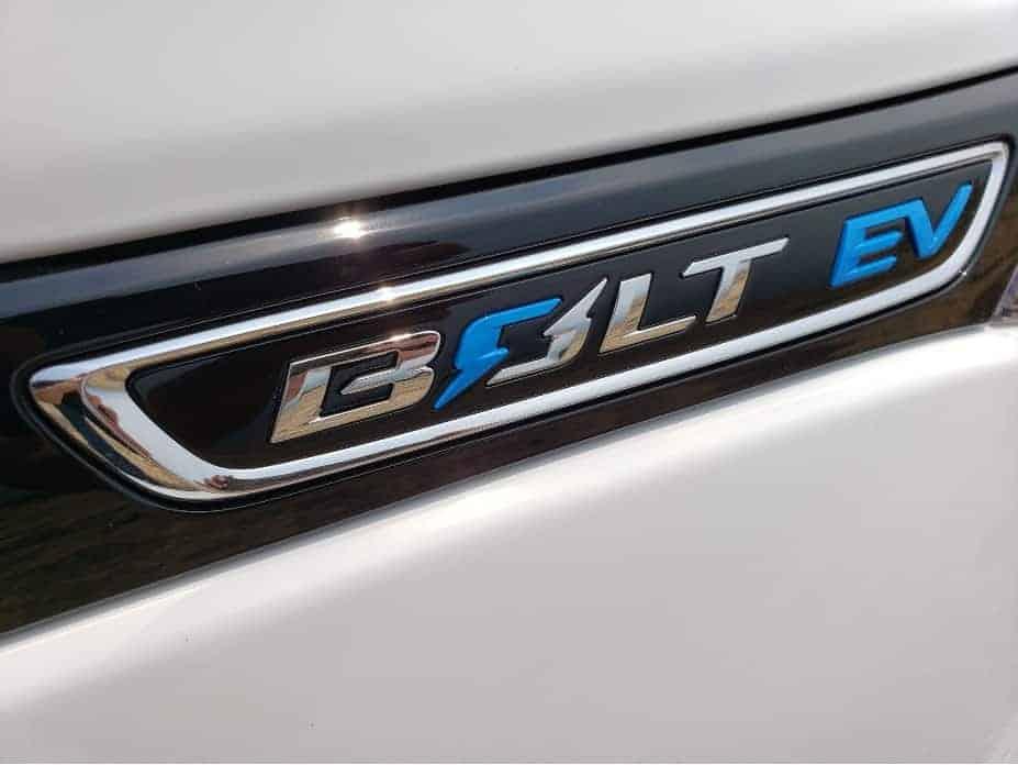 2020 Chevy Bolt EV badge4