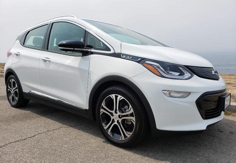 Top 3-Things: 2020 Chevrolet Bolt EV Review