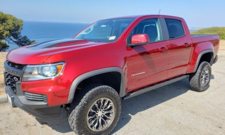 2021 Chevrolet Colorado [ZR2] Review, Prices, Specs & Pics