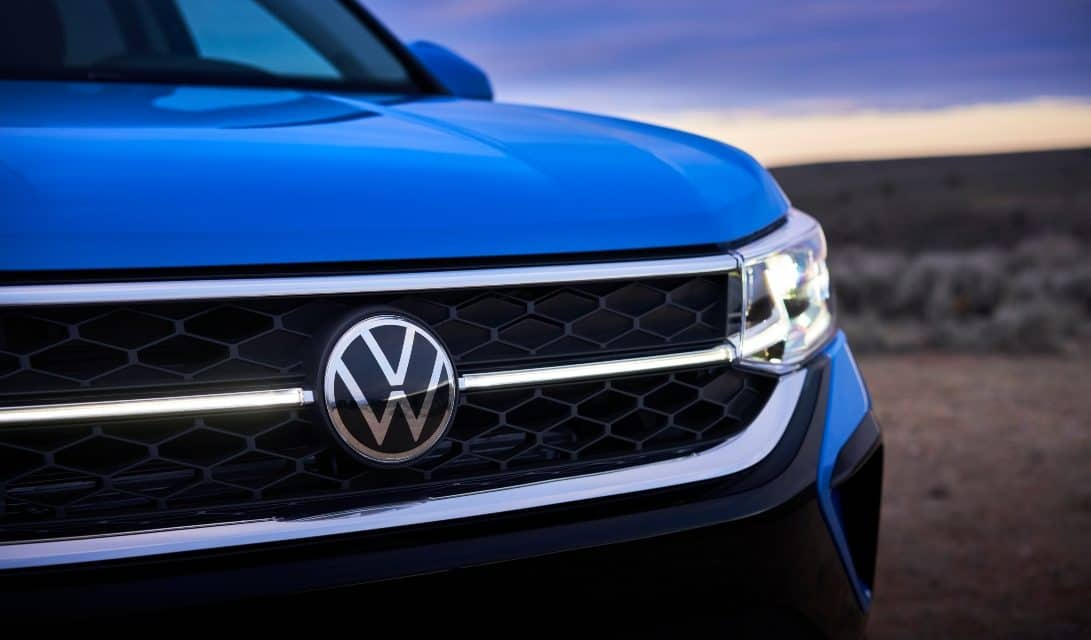 Volkswagen Taos Reveal: All-New Subcompact SUV