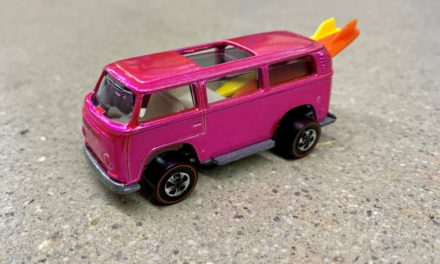 Volkswagen Beach Bomb, World's Most Valuable Hot Wheels