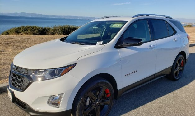 2021 Chevrolet Equinox Review: Prices, Trims, Specs & Pics