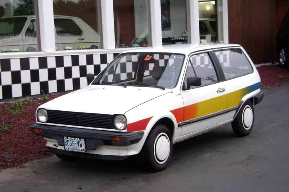 Rare Volkswagen Oko-Polo Prototype: One-Of-One In USA