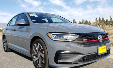 2021 Volkswagen Jetta GLI: Value Euro Compact Sedan