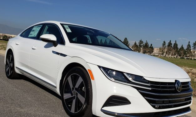 2021 Volkswagen Arteon: The People's Euro-Elegant Sedan