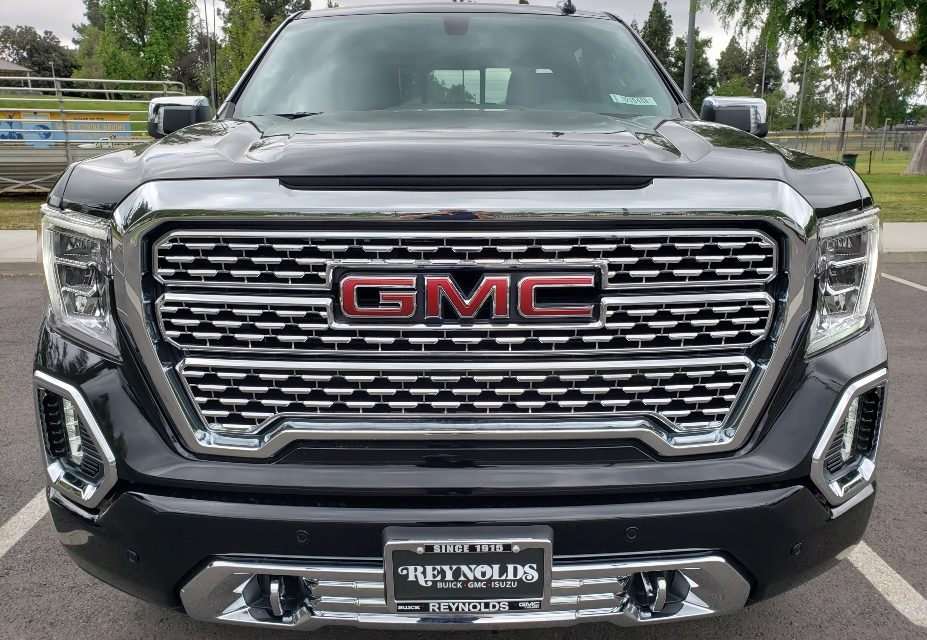 2021 GMC Sierra 1500 Denali: The Executive Pick-Up Truck