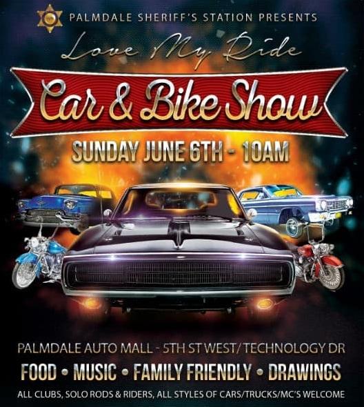 Love My Ride Car And Bike Show